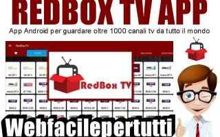 redbox tv  app  streaming