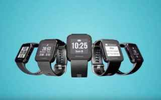 Gadget: garmin  smartwatch