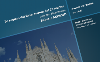Politica: politica  referendum  milano  lombardia