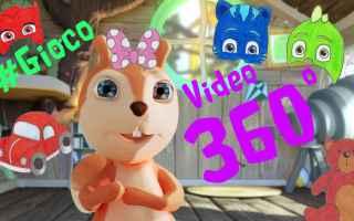 Video divertenti: bambini cartoni animati  giochi