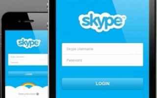 App: skype  ios  voip
