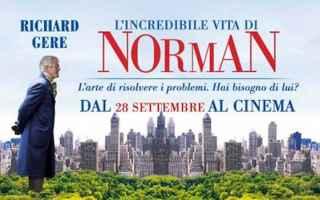 Cinema: richard gere  norman film cinema