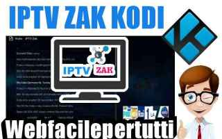 Software Video: iptv kodi addon iptv zak