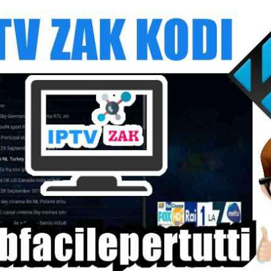iptv kodi addon iptv zak