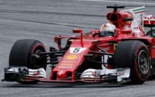 Formula 1: formula 1 f1  malesia ferrari vettel