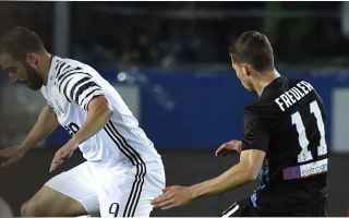 Serie A: atalanta  juventus  probabili formazioni