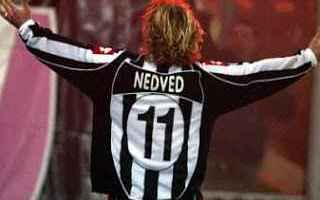 Champions League: juve  real  nedved  del piero  zidane