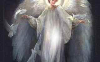 Religione: angeli custodi  creature spirituali