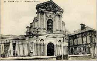 dottore della chiesa  lisieux  teresa
