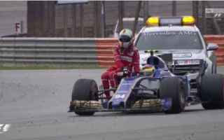 Formula 1: ferrari  vettel formula 1  f1  malesia