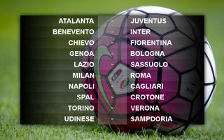 Serie A: serie a  live  dirette