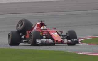 Formula 1: formula 1  malesia  sepang  ferrari
