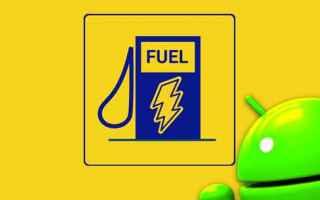 Automobili: distributore  carburante  android  prezzi