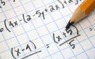 Scuola: PhotoMath, la matematica non e` piu` un problema