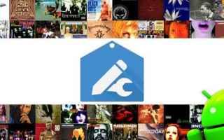 Musica: tag android musica libreria canzoni