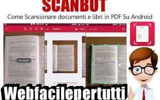 App: scanbot app