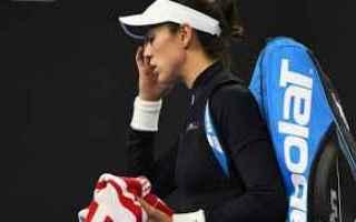 Tennis: tennis grand slam muguruza pechino