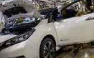Automobili: nissan leaf  prezzo