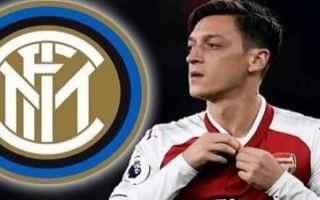 Calciomercato: inter  ozil  arsenal