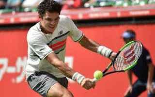 Tennis: tennis grand slam raonic tokyo