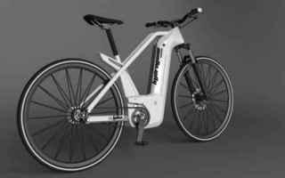 Moto: bici  pedalata assistica  ecologia