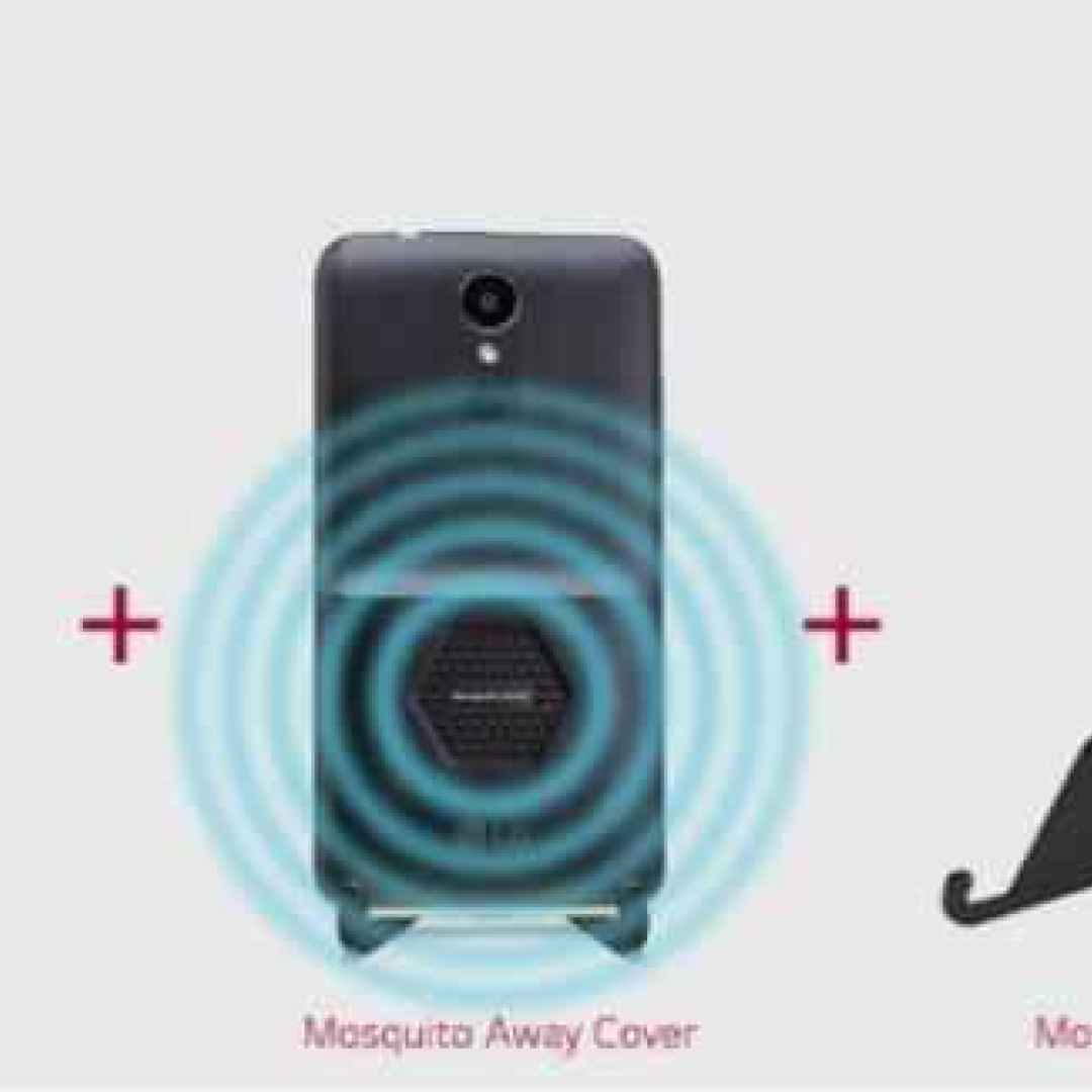 lg  mosquito  smartphone