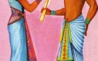 antico egitto moda  egiziani