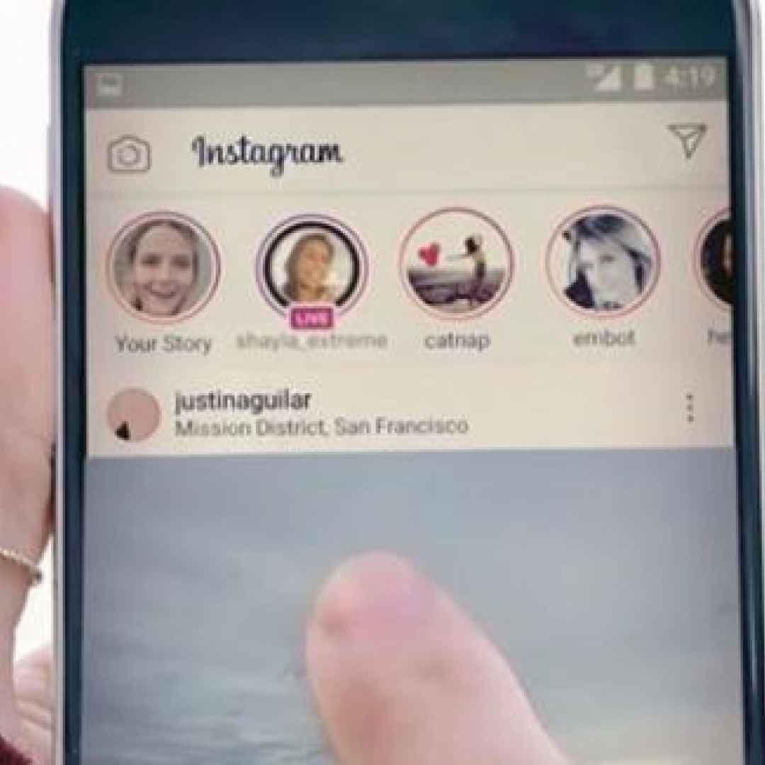 instagram  apps  storie  sondaggi