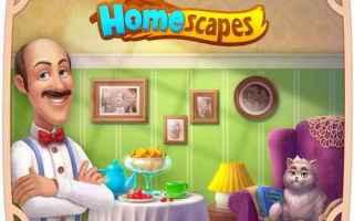 homescapes  giochi mobile