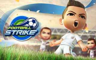 Mobile games: football strike  trucchi  gioco mobile