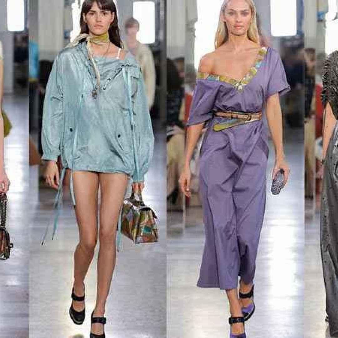 Conosciuto Bottega Veneta collezione donna Primavera Estate 2018 (Bottega  BK56