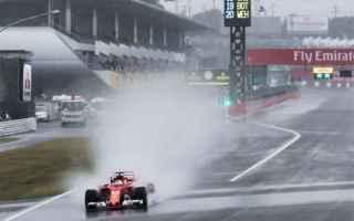Formula 1: formula 1  ferrari  giappone  vettel