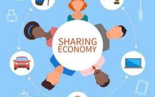 Economia: sharing  economia  esg89  innovazione