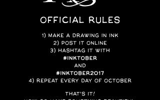 disegnare  inchiostro  ottobre