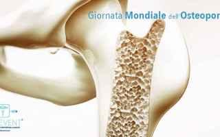 Salute: osteoporosi salute ossa prevenzione