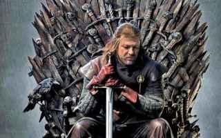 Serie TV : il trono di spade  serie tv  got