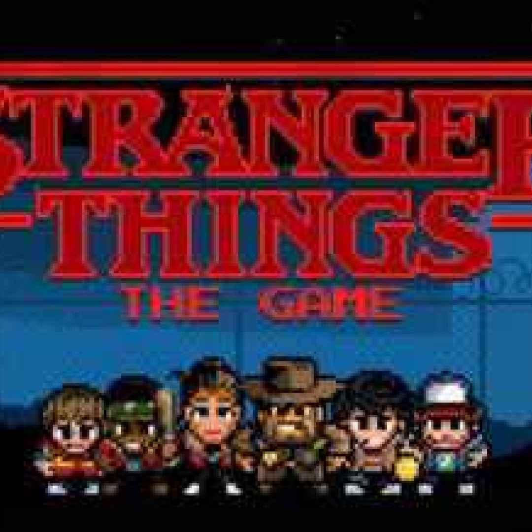 stranger things the game  gioco  soluzioni  stranger things