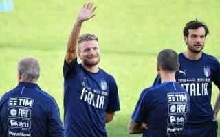 Nazionale: mondiali  italia  playoff