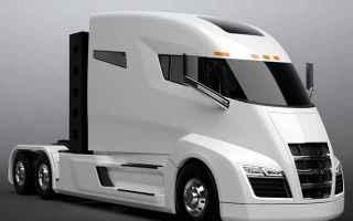 Automobili: camion  ecologia  idrogeno