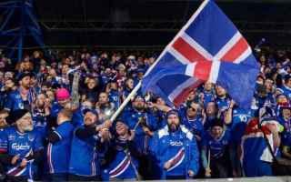 Nazionale: mondiali  islanda  qualificazioni