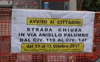 Napoli: news  stada chiusa