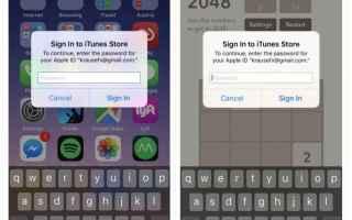 Sicurezza: iphone  apple  phishing