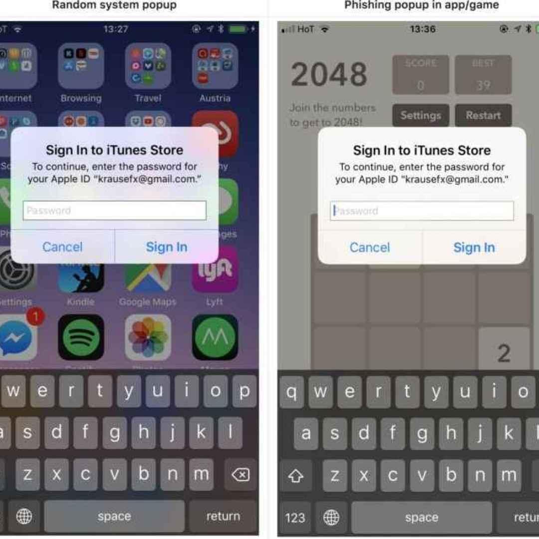 iphone  apple  phishing