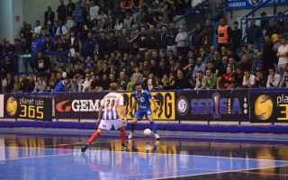 Serie minori: calcio a cinque  calcio  sport  futsal