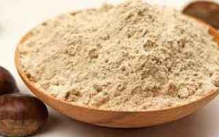castagne  garfagnana  raccolto  farina