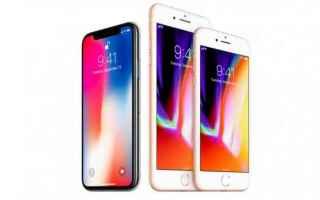 Cellulari: smartphone  iphone  iphone x  note 8