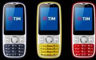 Cellulari: smartphone  tim