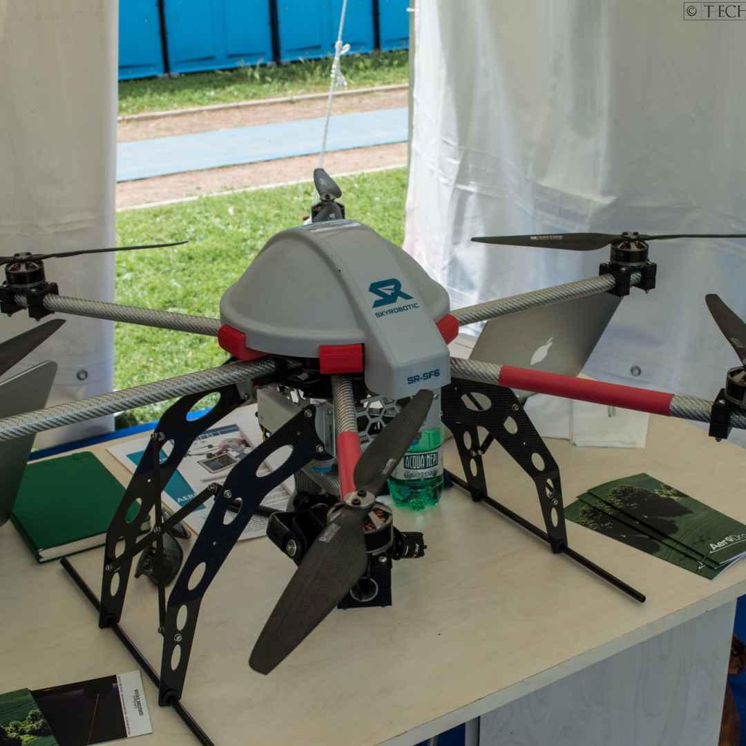 drone  privacy  garante  consigli