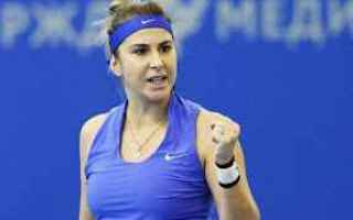 Tennis: tennis grand slam bencic linz
