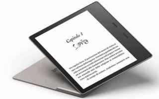 Tablet: kindle oasis 2017  tablet  ereader
